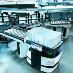 KNAPP brengt nieuwe technologie naar magazijnlogistiek