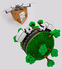 Logistieke dienstverlener: van kostendruk naar waarde toevoeging.